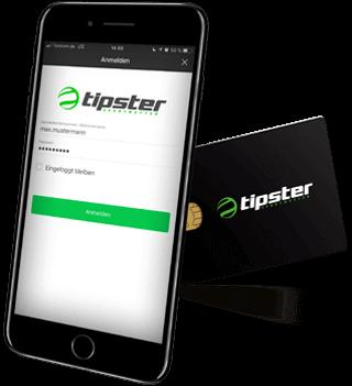 Tipster_App_Kundenkarte_Login